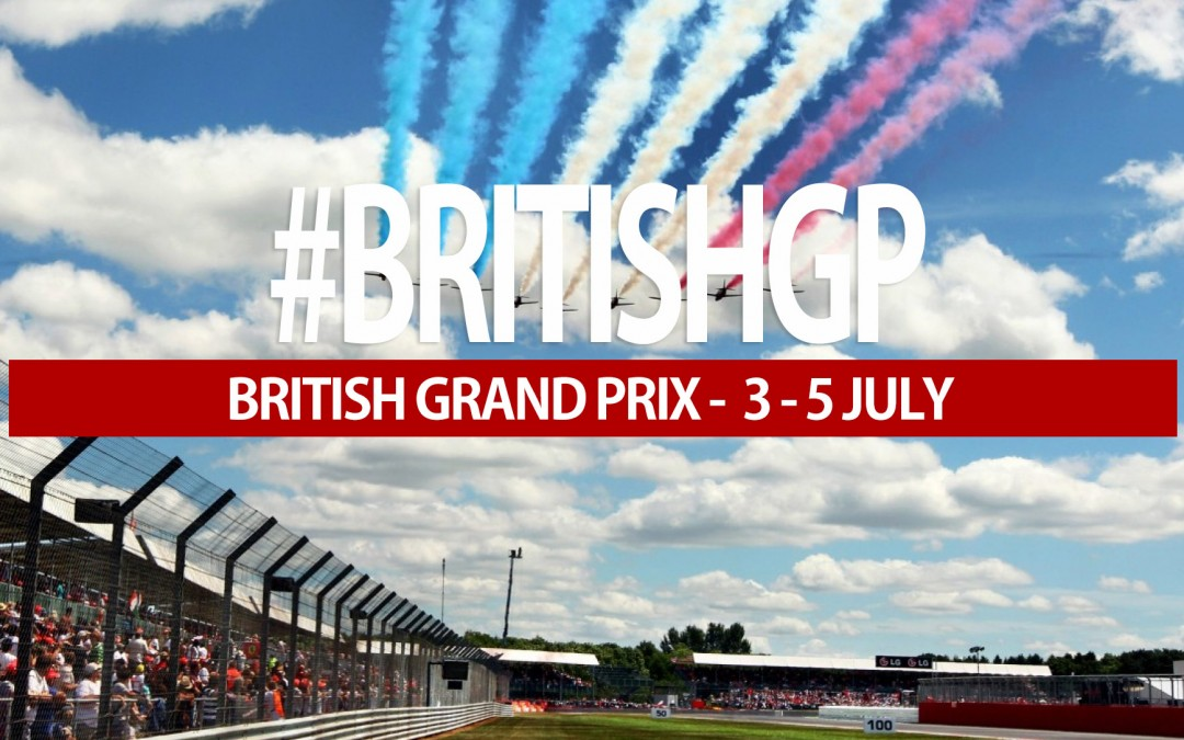 British Grand Prix Weekend