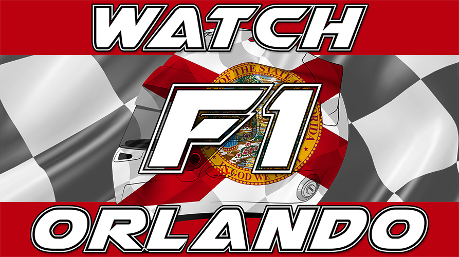 The home of Orlando's only Formula One watch group! Join us for every F1 race, live or recorded, on the big screen!